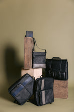 TOM Crossbody for Men in Vegan Leather - Gunas New York Model