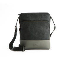 TOM Crossbody for Men in Vegan Leather - Gunas New York 1
