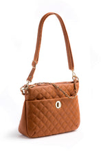 Koi Tan Vegan Crossbody Purse : Gunas New York 4