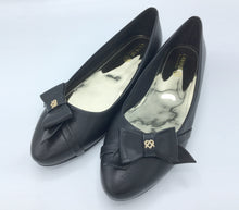 Black  Vegan Leather Swan Shoes - Gunas New York 4