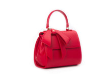Cottontail PE Red Vegan Shoulder Bag - Gunas New York 5