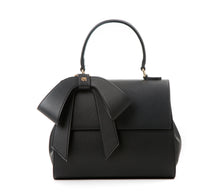 Cottontail PE Black Vegan Shoulder Bag - Gunas New York 1