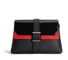 Emily - Black Crossbody/Clutch Bag