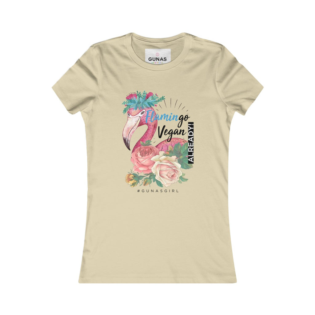 Flamingo Tee - Gunas New York