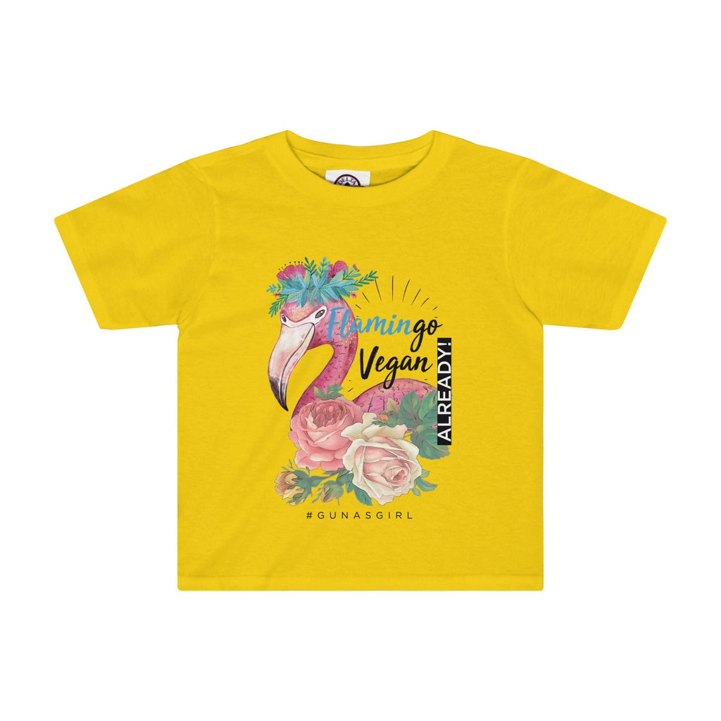 Flamingo Tee - Kids - Gunas New York