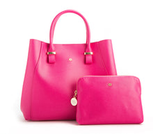 JANE Hot Pink Handbag For Women's - Gunas New York 1