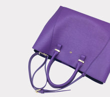 Purple JANE Vegan Handbag For Women's - Gunas New York 3