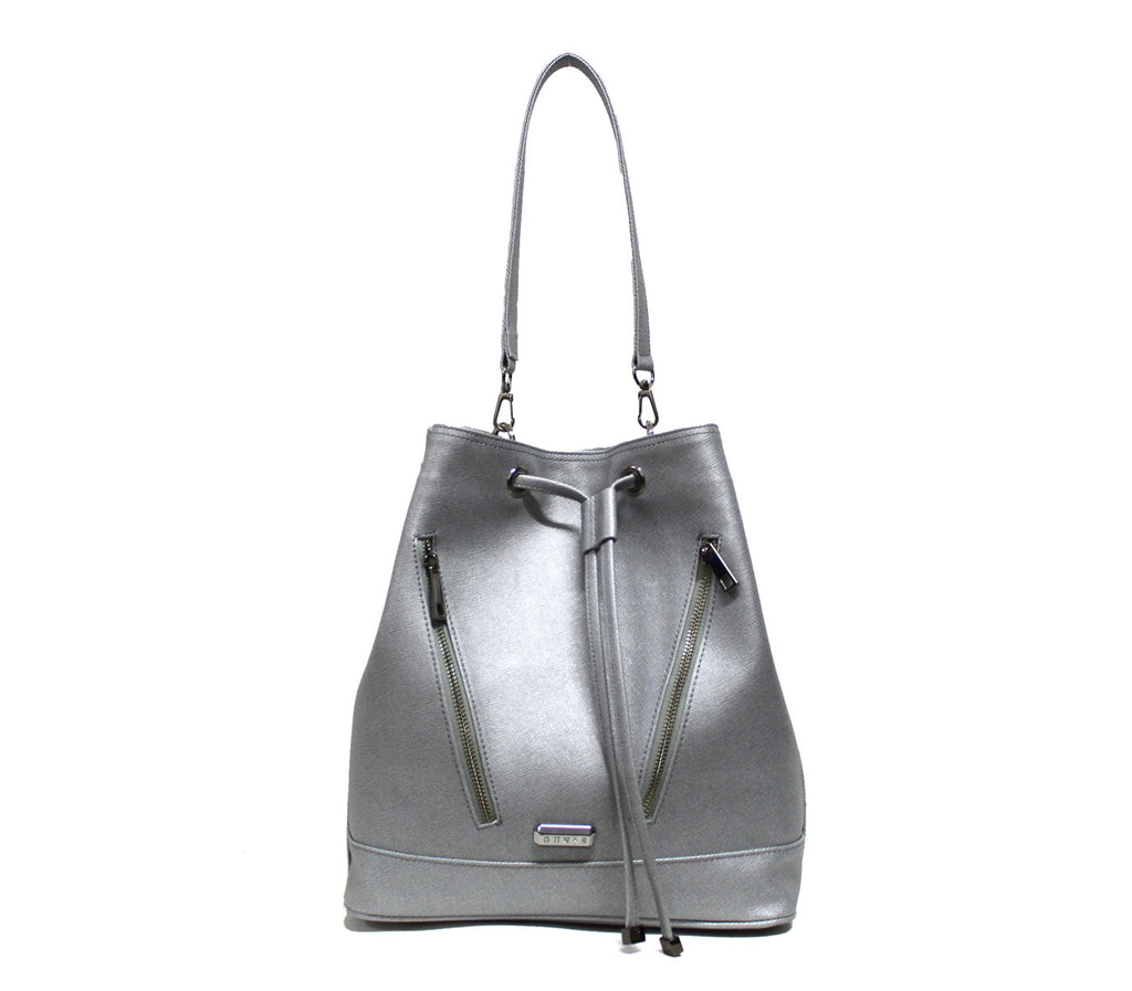 Pelican vegan bucket bag