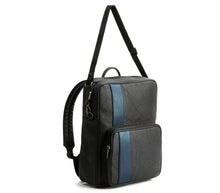 Vegan Leather Laptop Bag JARED - GUNAS New York 3