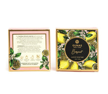 GUNAS Bergamot Luxury Soap Bar 4