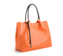 NAOMI Perfect Orange Makeup Bag: Gunas New York 2