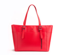 Miley Cyrus Red Designer Vegan Leather Purse: Gunas New York 1