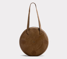 Meghan M Tote Vegan Leather: Gunas New York Model 2