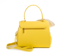 Cottontail - Yellow Vegan Leather Bag