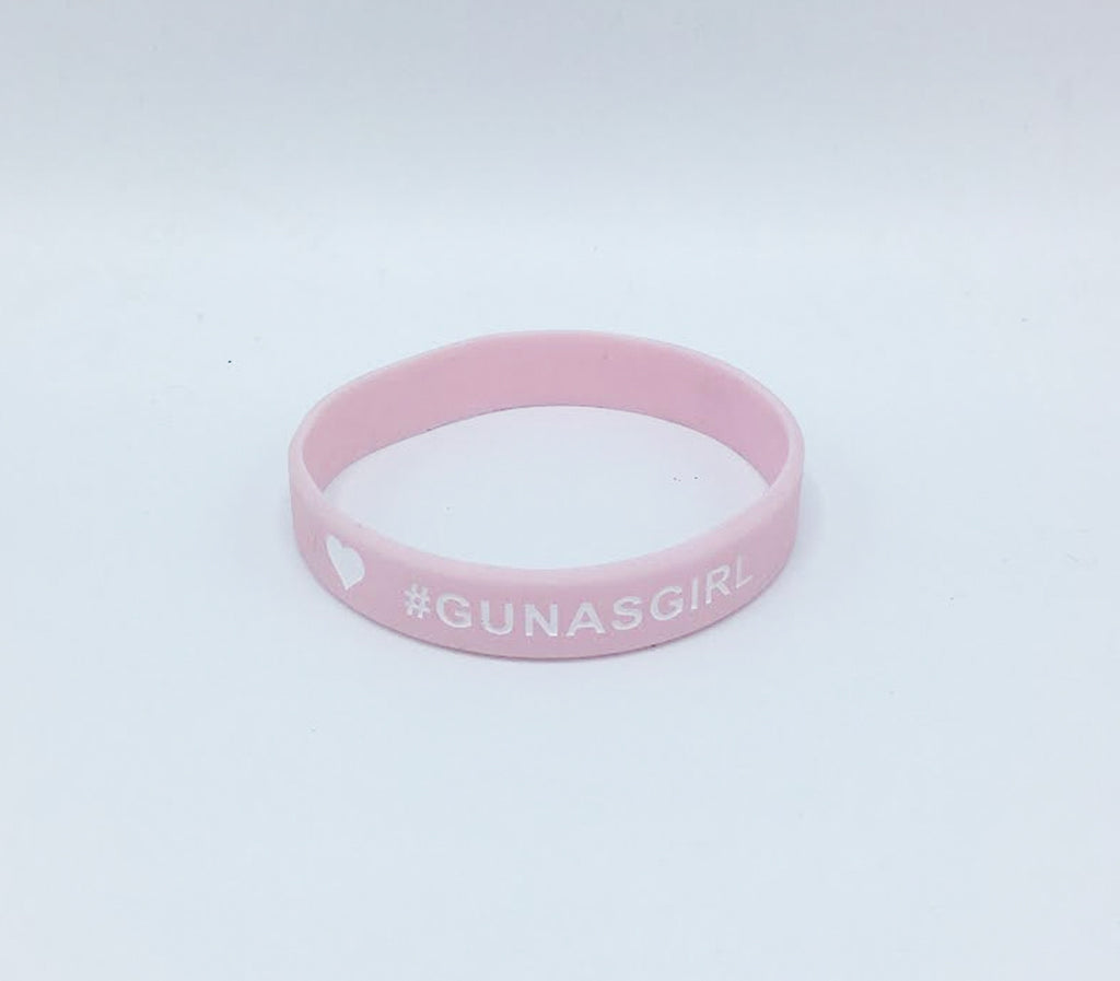 #GUNASGIRL Wrist Band - Gunas New York