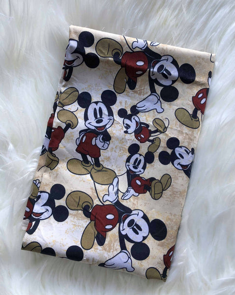 Fabric , cotton , Mickey mouse , 40 cm