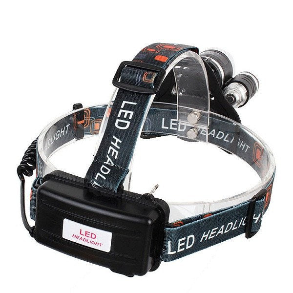 6000 Lumen CREE LED Headlight