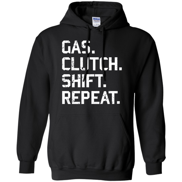 Apparel - Gas Clutch Shift Repeat