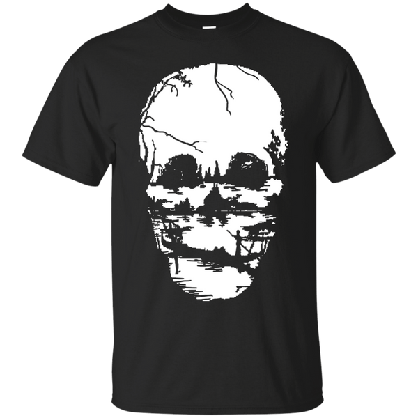 Apparel - Skull Illusion Tee