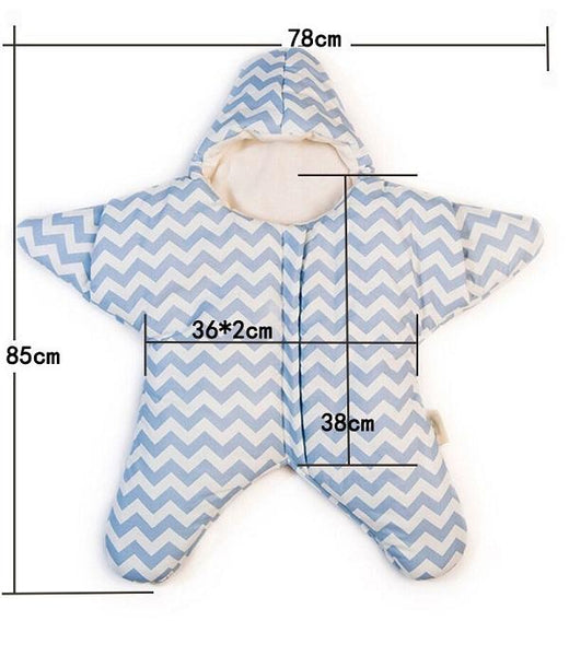 Baby Starfish Costume
