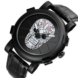 DeFiore Superb - Sugar Skull Watch