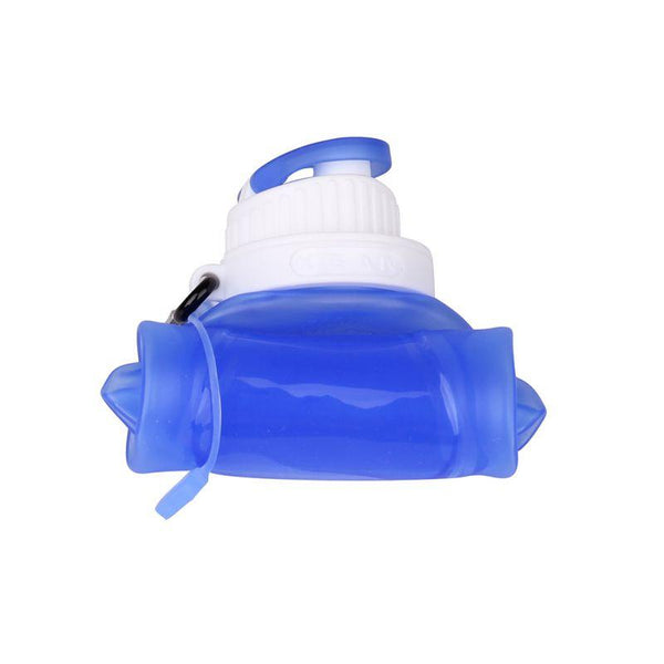 Foldable Silicone Water Bottle