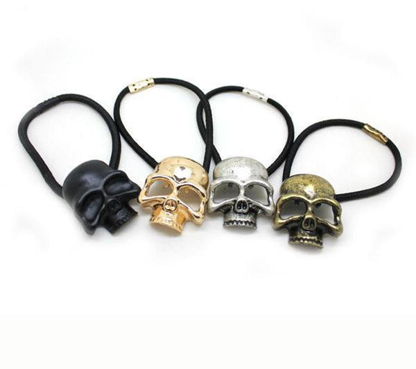 FREE Skull Hair Tie - Just Pay Shipping!