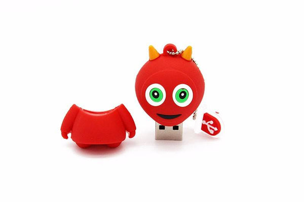 Horrific Ghost USB Flash Drive