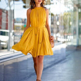 Lemon Vintage Dress