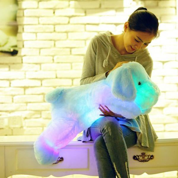 Luminous Plush Puppy