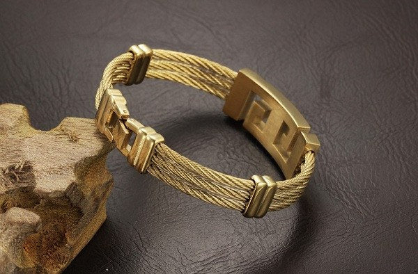 Luxury Braided Rope Bracelet