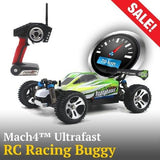 Mach4 Ultra Fast RC Racing Buggy