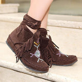Native Ankle Boots