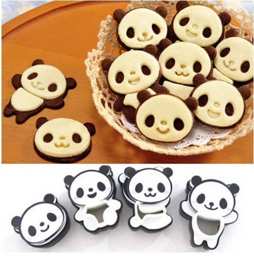 Panda Cookie Cutter