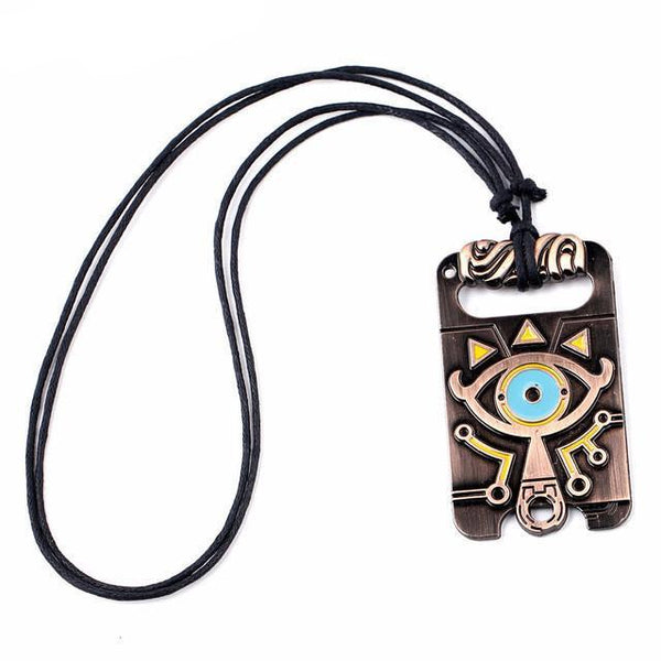 Pendant Necklaces - Sheika Pendant Necklace