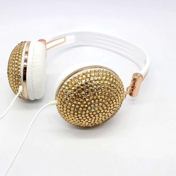 Premium Diamond Headphones