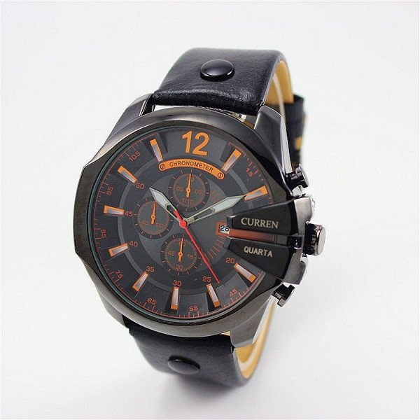 Retro Men's Quartz Watch