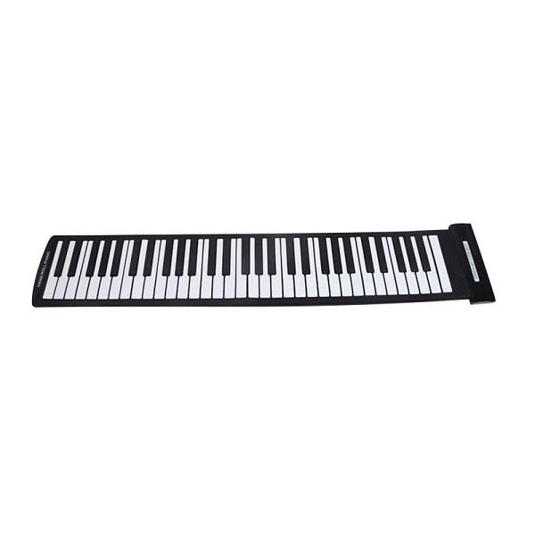 Roll-Up Piano Electronic Portable Keyboard