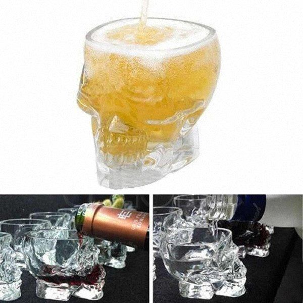 Skull Shot Glass Cup