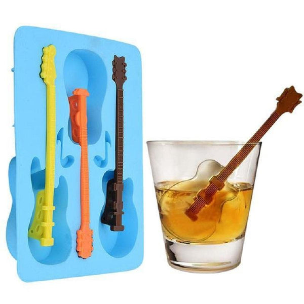 Ultimate Guitar Ice Cube Tray