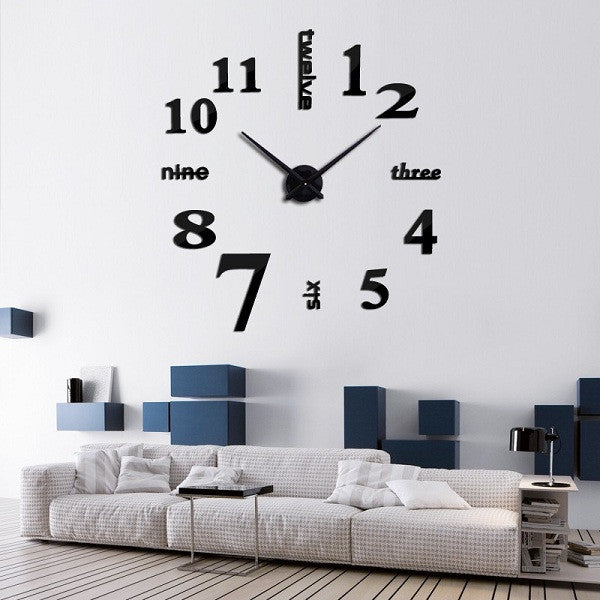 Wall Clock DIY Kit