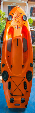"10'5"" X 35"" Starboard Hybrid (3 available)"