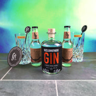 SizzleBrothers GIN - Geschenkbox - Project G&T - Gin Tonic Geschenksets - Gin Sets