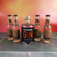 SizzleBrothers GIN - Tasting Set - Project G&T - Gin Tonic Geschenksets - Gin Sets