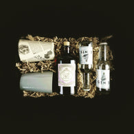 Monkey 47 & Gents Swiss Roots Tonic Geschenkbox - Project G&T - Gin Tonic Geschenksets - Gin Sets