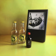 Madame Geneva Rouge - MINI TASTING SET - Project G&T - Gin Tonic Geschenksets - Gin Sets