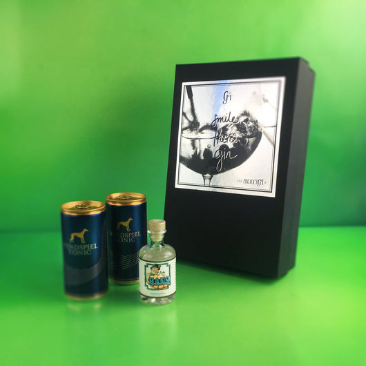Lucky Hans - MINI TASTING SET - Project G&T - Gin Tonic Geschenksets - Gin Sets