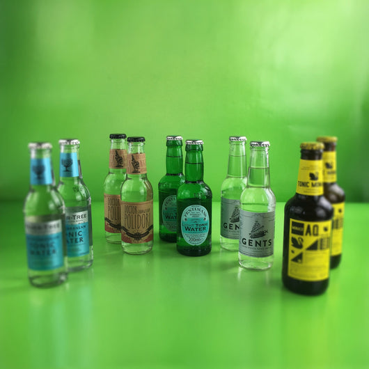 Premium Tonic Water Set Mixed #1 - Project G&T - Gin Tonic Geschenksets - Gin Sets