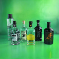 German Gin Kollektion #4 - Tasting Set - Project G&T - Gin Tonic Geschenksets - Gin Sets