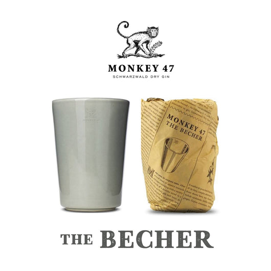The Becher - Monkey 47 - 2er Set - Project G&T - Gin Tonic Geschenksets - Gin Sets